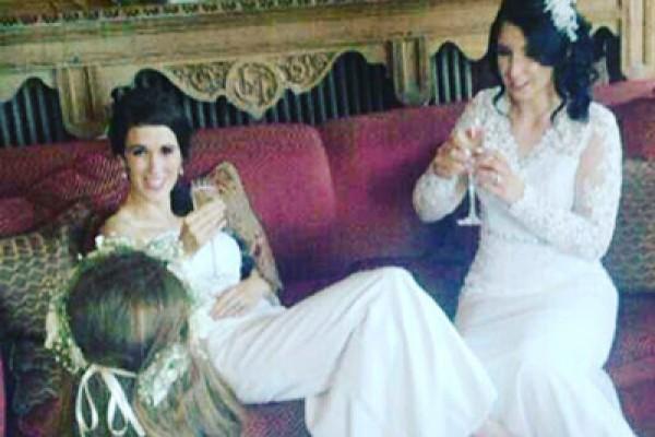 2016 Beautiful Brides Jo and Nadie.